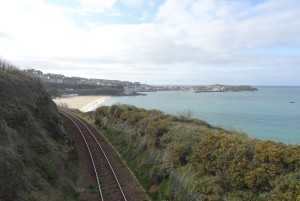 Train to St Ives